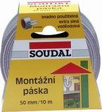 Soudal Mont�n� p�ska 50 mm/10 m