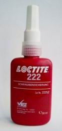 Loctite 222 - 50 ml - lepidlo na zajištìní šroubù a závitù