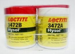 Loctite 3472 500 g - ocelový tmel na kovy