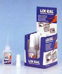 Loxeal IST 14  -  vteøinové lepidlo na kov 20 g