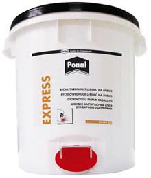 Ponal Express 30 kg - lepidlo na døevo