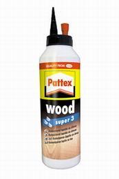 Pattex Wood Super3 750 g - lepidlo na døevo - zvìtšit obrázek