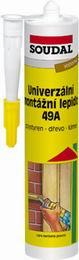 Soudal Univerzální montážní lepidlo 49A 310 ml