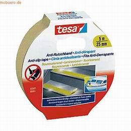 Tesa lepící páska 55587 protiskluzná èerná 25mmx5m
