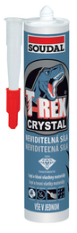 T-REX Crystal 290 ml transparentní