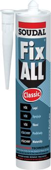 Soudal Fix All 290 ml - tmel univerzální