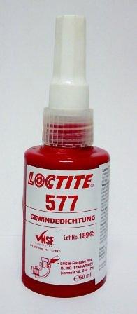 Loctite 577 harmonika 50 ml - lepidlo na závity