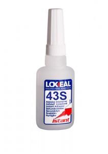 Loxeal IST 43 S 20 g - vteøinové lepidlo