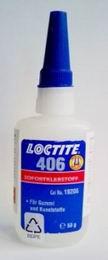 Loctite 406 50 g - vteøinové lepidlo na plasty - zvìtšit obrázek