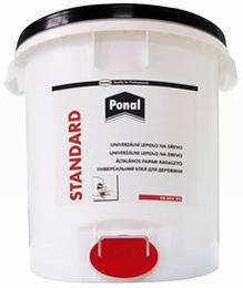 Ponal Standard 30 kg - lepidlo na døevo