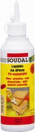 Soudal lepidlo na døevo 66A 750 g polyuretanové