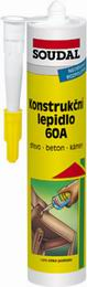 Soudal Konstrukèní polyuretanové  lepidlo univerzální 60A 310 ml