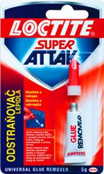 Odstraòovaè sekundového lepidla Super Attak - 5 g