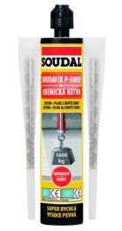 SOUDAFIX P-300 SF, chemická kotva 300 ml