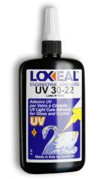 Loxeal 30-22 UV 250 ml - lepidlo na sklo