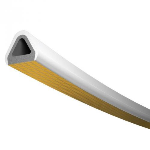 Tìsnìní do oken - profil D - 6 m - bílá Trelleborg - zvìtšit obrázek
