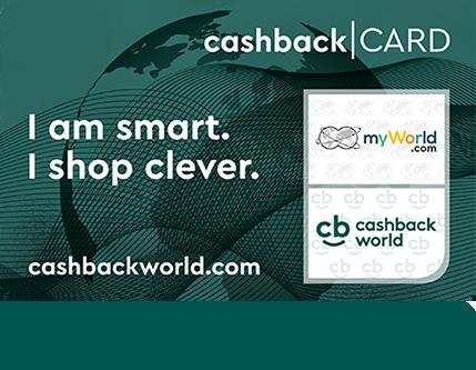 Cash back karta
